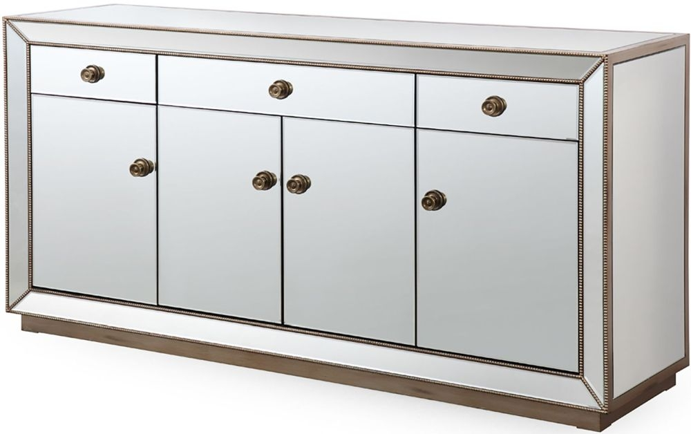 Vida Living Imelda Mirrored Sideboard