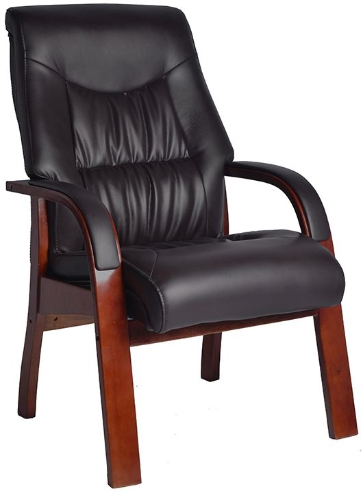 Vida Living Jacob Black Fireside Chair (Pair)