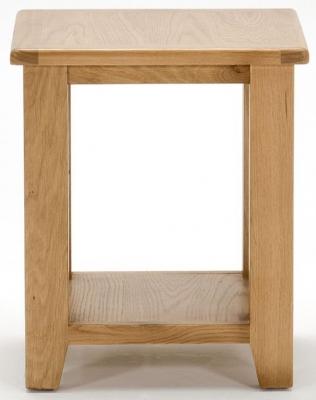 Vida Living Klara Oak End Table