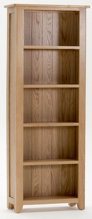 Vida Living Klara Oak Bookcase - Large