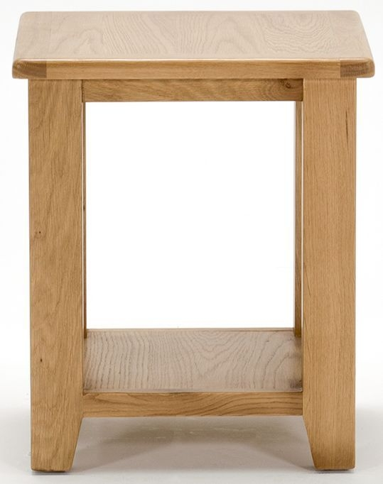 Vida Living Klara Oak End Table