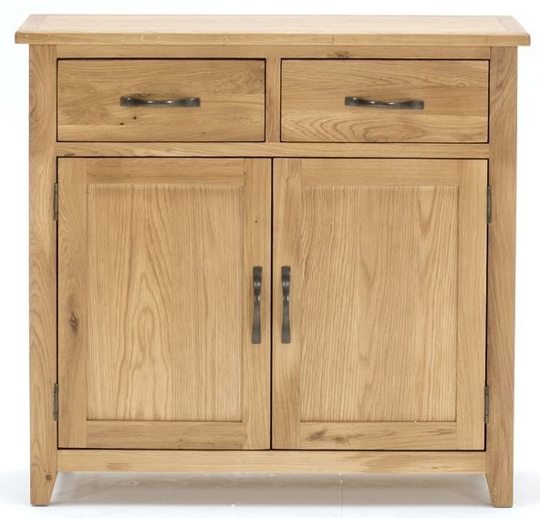Vida Living Klara Oak Sideboard - Small