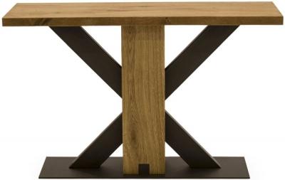 Vida Living Lindau Oak Console Table
