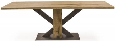 Vida Living Lindau Oak Dining Table