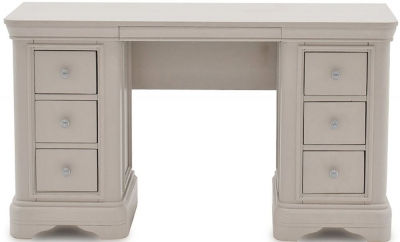 Vida Living Mabel Taupe Dressing Table