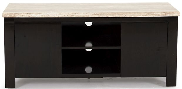 Vida Living Cream Marble TV Unit