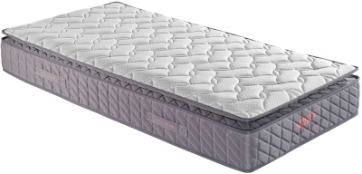 Vida Living Body and Soul Vitality Pillow Top Pocket Spring Mattress