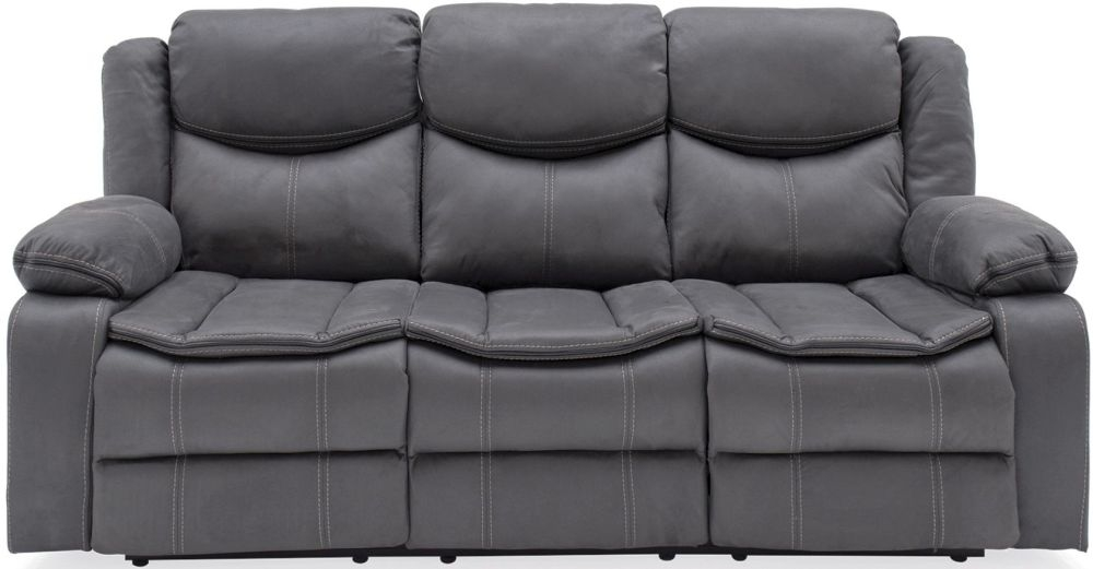 Vida Living Merryn 3 Seater Recliner Sofa
