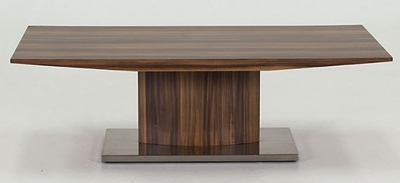 Vida Living Messina Walnut Coffee Table