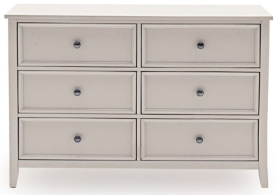 Vida Living Mila Clay Painted 6 Drawer Chest
