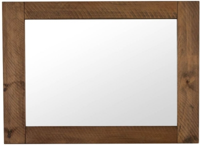 Vida Living New Forest Reclaimed Pine Mirror