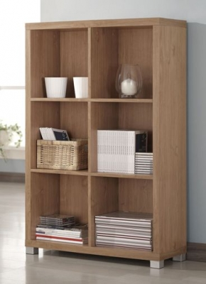 Vida Living Oscar Bookshelf - Low