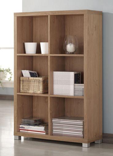 Vida Living Oscar Bookshelf - Low
