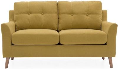 Vida Living Olten Citrus Fabric 2 Seater Sofa
