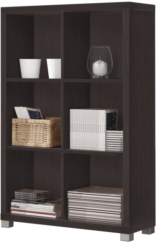 Dark Wood Bookcases Dark Bookcases Wide Tall Amp Large On
