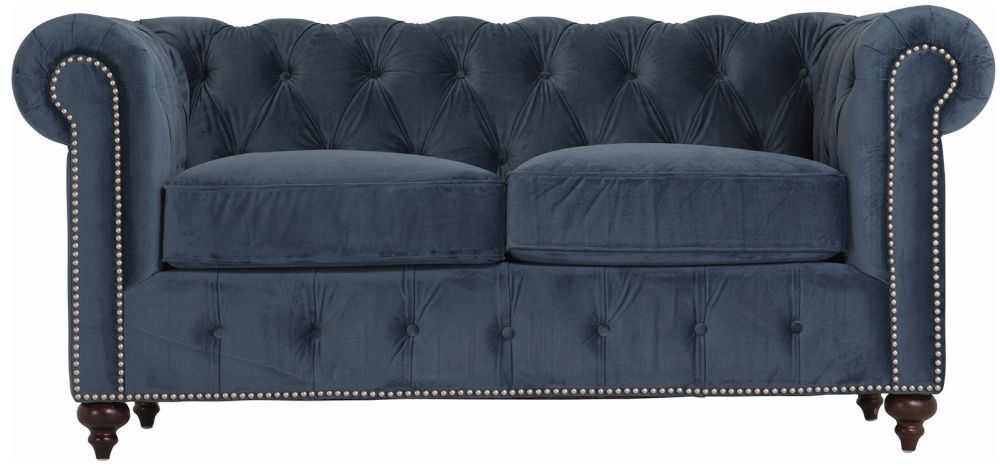 Vida Living Porter Midnight 2 Seater Sofa