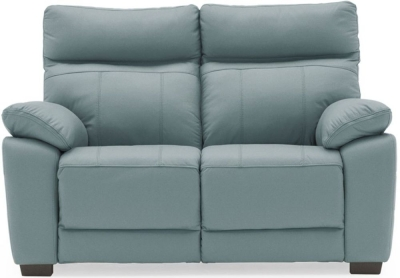 Vida Living Positano Blue 2 Seater Fixed