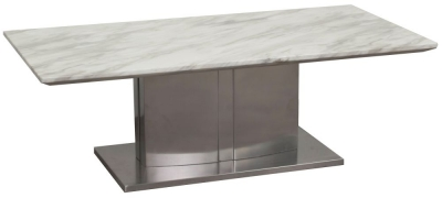 Vida Living Prestige Marble Coffee Table