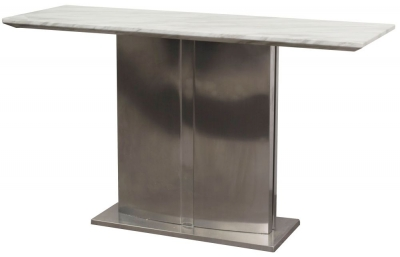 Vida Living Prestige Marble Console Table