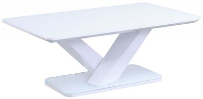 Vida Living Rafael White Gloss Coffee Table