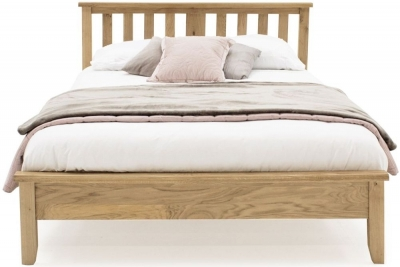 Vida Living Ramore Oak Bed