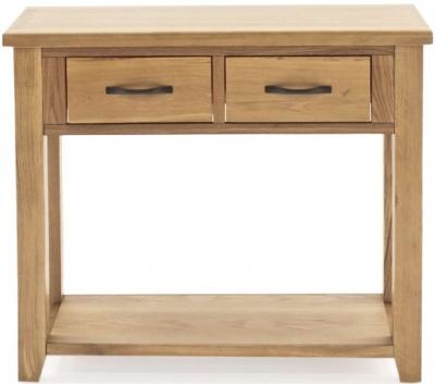 Vida Living Ramore Oak Console Table