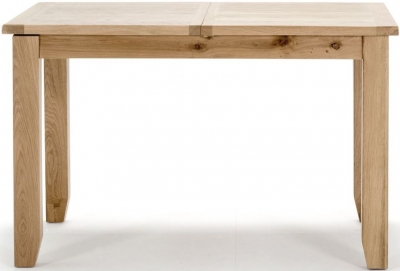 Vida Living Ramore Oak 160cm Fixed Dining Table