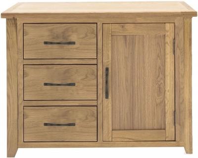 Vida Living Ramore Oak Hall Cabinet