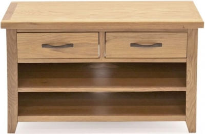 Vida Living Ramore Oak Small TV Unit