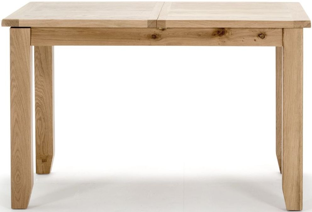 Vida Living Ramore Oak Dining Table - 160cm Fixed