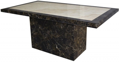Vida Living Ravelli Marble Coffee Table