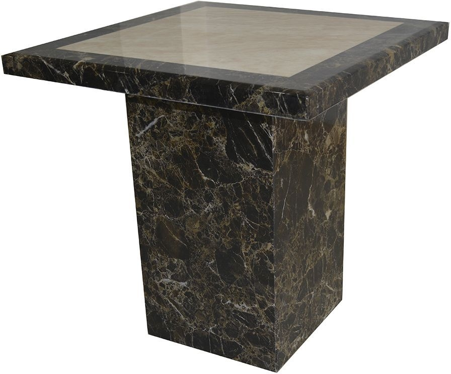 Vida Living Ravelli Marble End Table