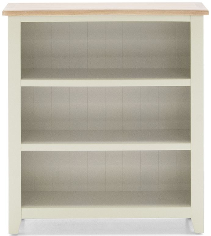 Vida Living Rochelle Painted Bookcase - Low