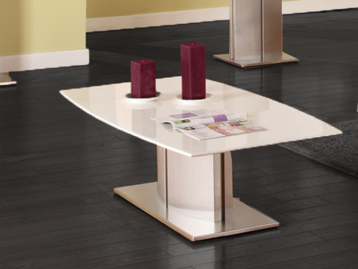 Vida Living Mirage Coffee Table - Marble