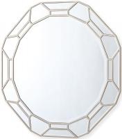 Vida Living Rosa Round Mirror - 86.9cm x 86.9cm