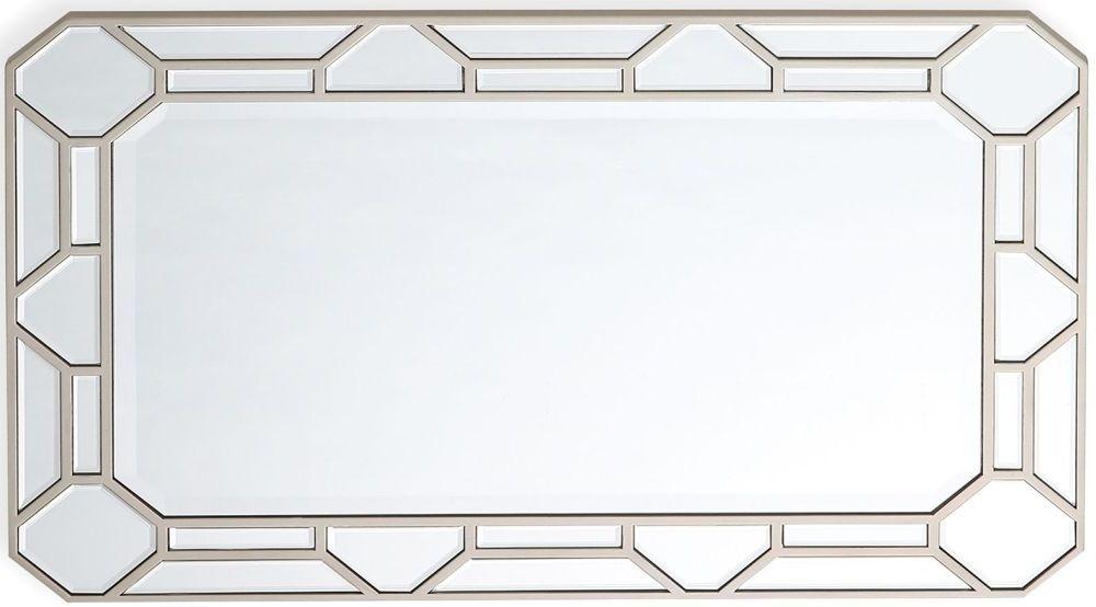 Vida Living Rosa Geometric Rectangular Mirror