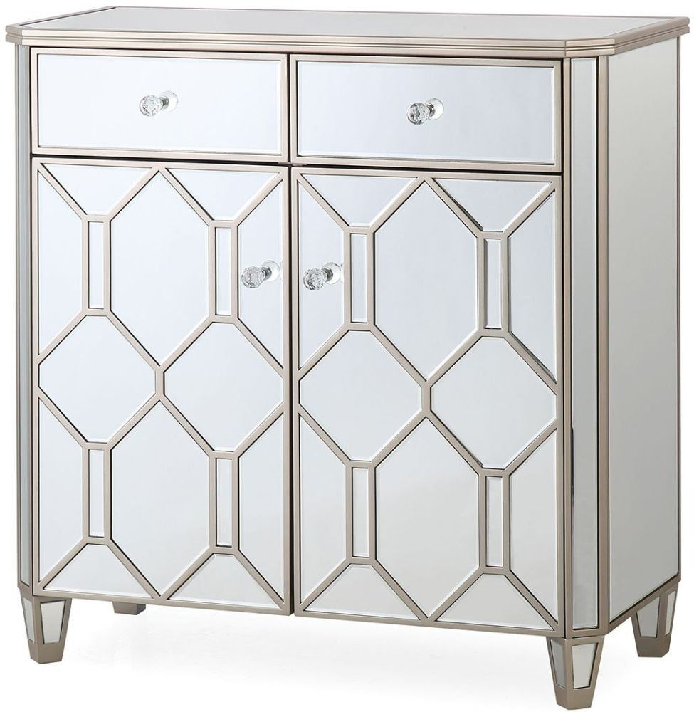 Vida Living Rosa Mirrored Sideboard