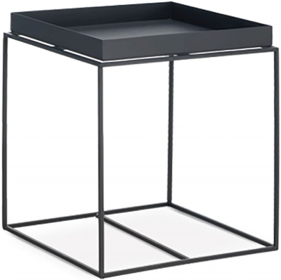 Vida Living Ragna Black End Table