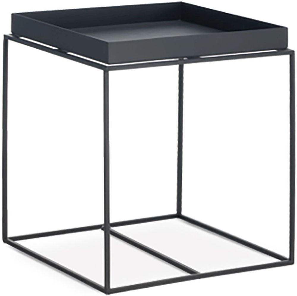 Vida Living Ragna Black End Table
