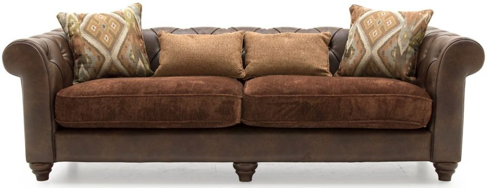 Vida Living Tamworth 2 Seater sofa with 3 Scatter Cushions