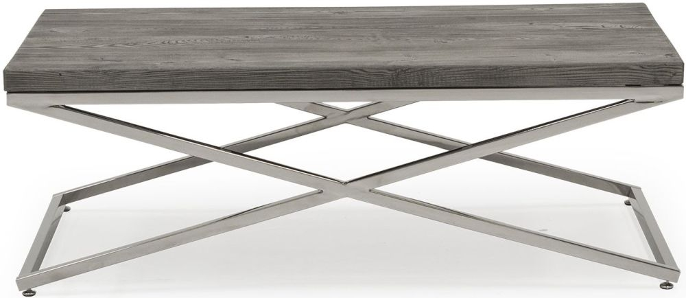 Vida Living Tephra Grey Coffee Table