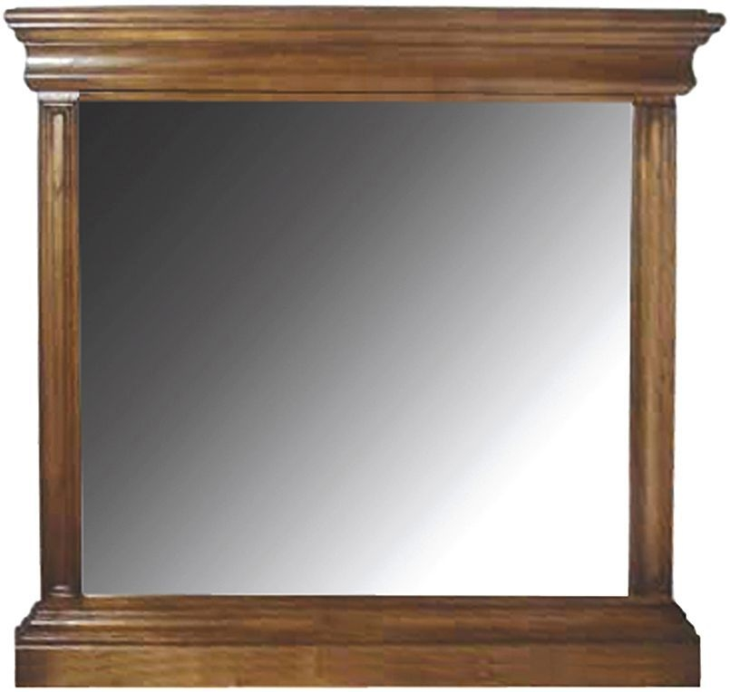 Vida Living Valentino Oak Mirror