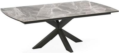 Vida Living Valerius Grey Coffee Table