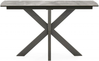 Vida Living Valerius Grey Console Table