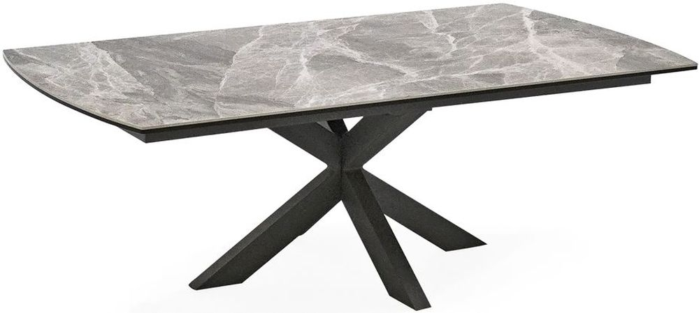 Vida Living Valerius Coffee Table - Grey