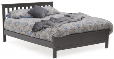 Vida Living Willow Grey Painted Bed