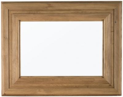 Vida Living York Oak Mirror