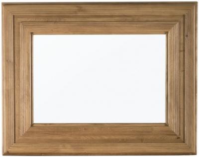 Vida Living York Oak Rectangular Mirror