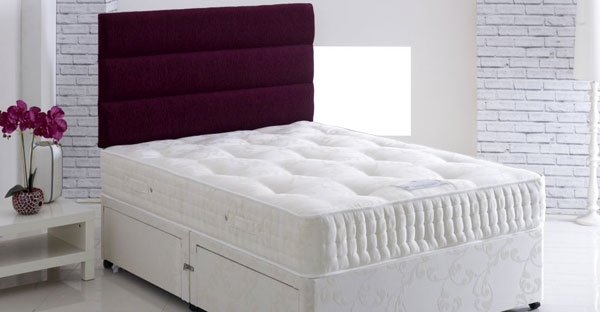 Vogue Backcare Divan Beds