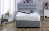 Vogue Classic Fabric Divan Bed Base